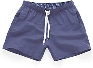CHENtian1 Men's Swim Shorts 2021 Bodybuilding Swim Trunks Beach Pants Sweatpant Shorts Boxers Quick Dry Bathing Suits Fitn...
