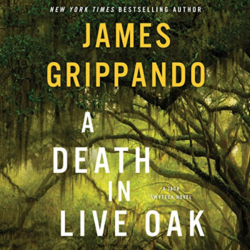 A Death in Live Oak cover art