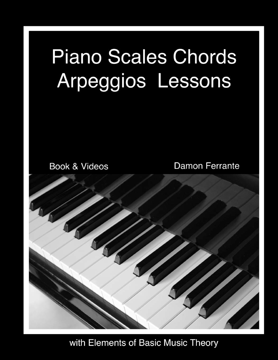 Scales Chords Arpeggios Lessons Elements