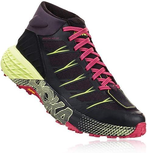 Hoka Hoka One , Chaussures de Marche pour Femme noir Nine Iron  à vendre en ligne