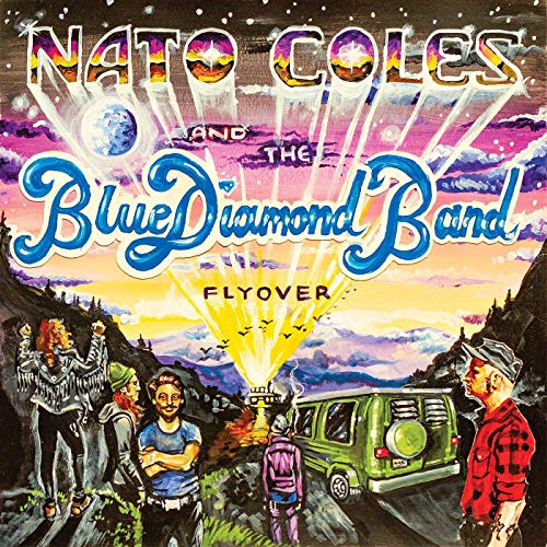 Nato -Coles and The Blue Diamond Band - Flyover