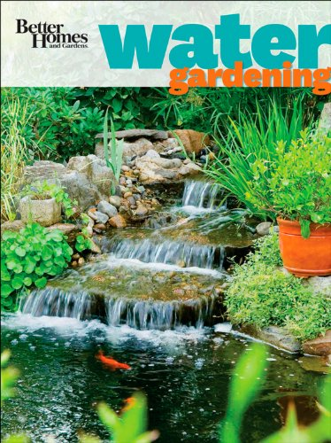 Better Homes and Gardens Water Gardening (Better Homes and Gardens Gardening)