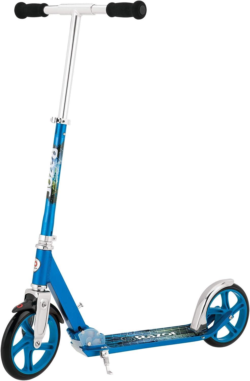 Razor A5 LUX Kick Scooter - blueee