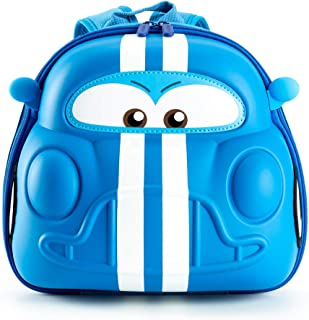 3D Hardshell Car Backpack for Toddlers and Children