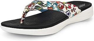 SKORA Women Sliders Flip Flops Slippers