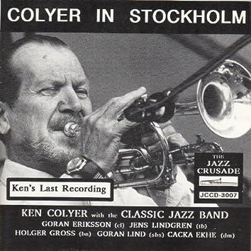 Ken Colyer in Stockholm - Ken's Last Recording