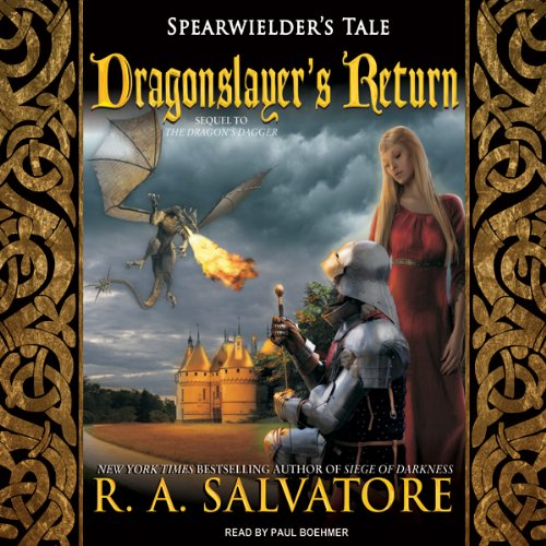 Dragonslayer's Return audiobook cover art