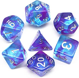 Best blue transparent dice Reviews