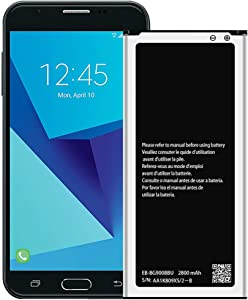 for Samsung Galaxy S5 Active Replacement Battery EB-BG900BBU