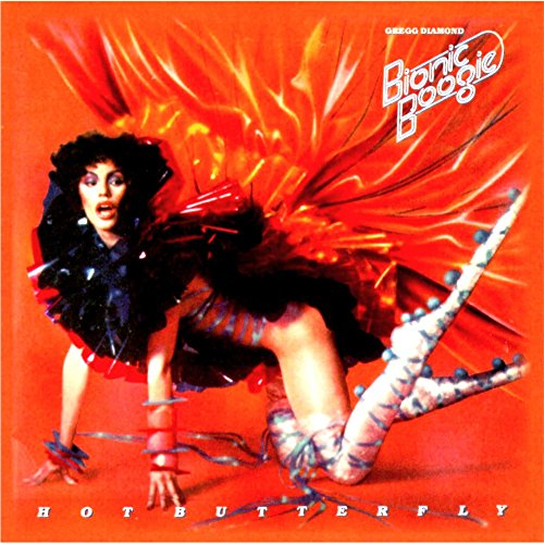 Hot Butterfly Bonus Tracks Edition