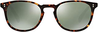 Luxury Fashion | Oliver Peoples Mens OV5298SU1454O9 Brown Sunglasses | Fall Winter 19