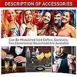 Zoom IMG-1 cocktail shaker set samione 7