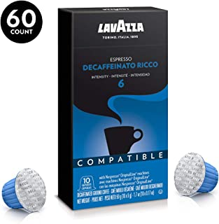 lavazza coffee capsules compatible
