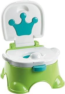 MultiWare bebé orinal inodoro Kids Verde música orinal