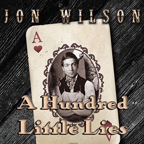 A Hundred Little Lies audiobook cover art