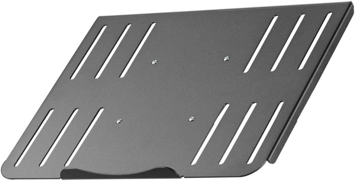 suptek Laptop Notebook Steel Tray Platform (Tray Only) for VESA Mount Stand   Fits 100 mm Plate Holes (TP004)