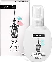 Suavinex, Colonia Baby Cologne Para Bebé Baja En Alcohol, Incolor, 100ml,