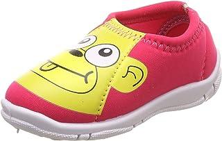 BUBBLEGUMMERS Unisex's Bubblesoftyoe Red Sneakers-7 (1595437)