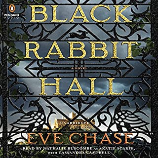 Black Rabbit Hall cover art