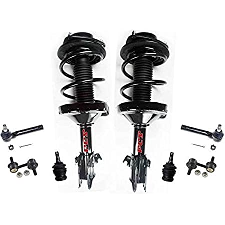 2009 for Subaru Impreza Front Premium Quality Suspension Strut and Coil Spring Assemblies for Both Left and Right Sides One Year Warranty