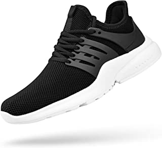 Mens Running Shoes Non Slip Tennis Shoes Mesh Lightweight Gym Athletic Sports Fashion Sneakers