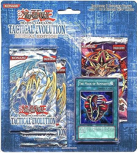 barato Yu-Gi-Oh  TCG TCG TCG Tactical Evolution Special Edition (SE) Blister Pack [Toy]  aquí tiene la última