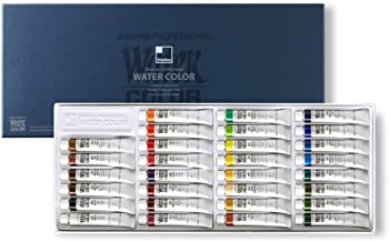SHINHAN Professional Watercolor Paint 7.5ml Tubes 30 Color Set