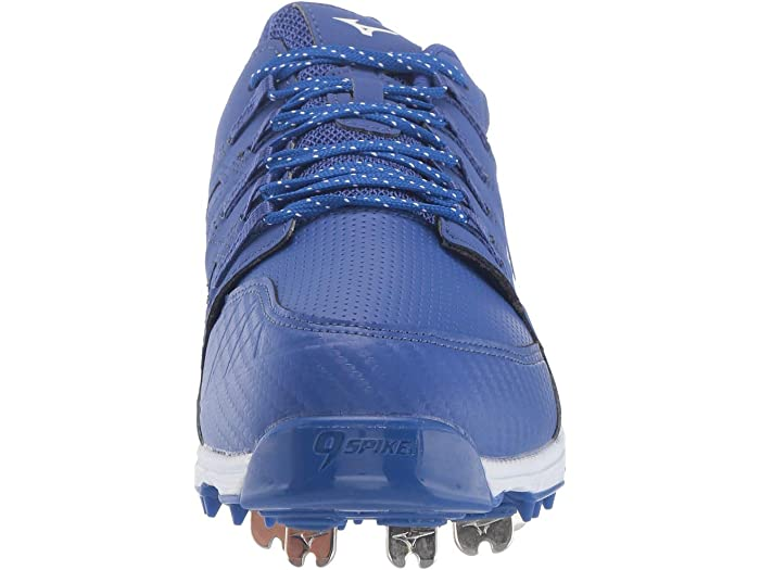 Mizuno 9-spike Swift 6 Royal/white Sneakers & Athletic Shoes