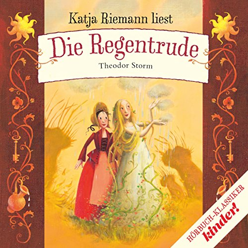 Die Regentrude  By  cover art