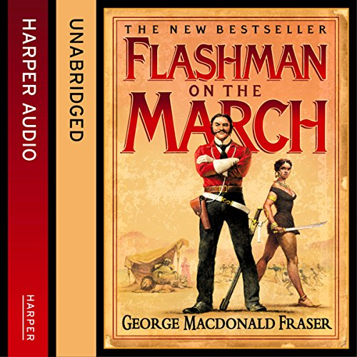 Flashman on the March cover art