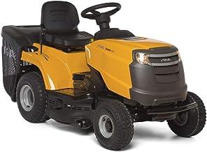 Tractor cortacésped Stiga Estate 2084con bolsa de recogida y cambio mecánico 6+ 1