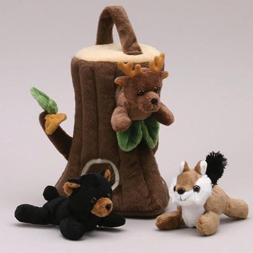 precioso Tree Finger Finger Finger Puppet Play House 8 by Unipak by Unipak  ofrecemos varias marcas famosas