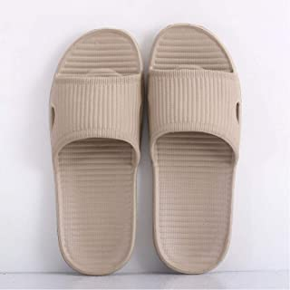 Couple Indoor Hotel Sandals And Slippers Female Summer Non-Slip Bathroom Household Slippers Male Hospitality Word Drag