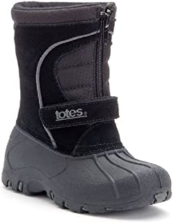 Totes Toddler Boys Winter Boots Travis