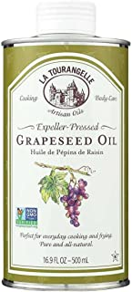 La Tourangelle, Oil Grapeseed, 16.9-Ounce (6 Pack)