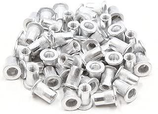 en caja de pl/ástico Heytec Heyco 01261001000 Remache de aluminio