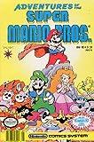 Adventures of the Super Mario Bros. Nintendo Comic System Valiant May #4 1990