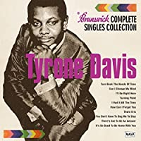 Brunswick Complete Singles Collection by TYRONE DAVIS (2015-04-15)