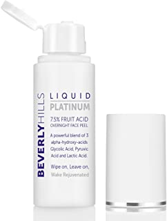 Beverly Hills 7.5% Liquid Platinum Fruit Acid Facial Peeling
