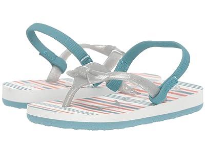 Roxy Kids Fifi II (Toddler) (Pool Blue) Girls Shoes