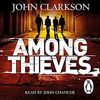 Among Thieves cover art