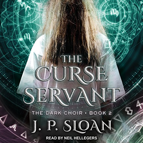 The Curse Servant audiobook cover art