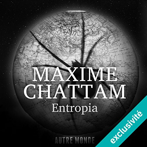 Entropia audiobook cover art