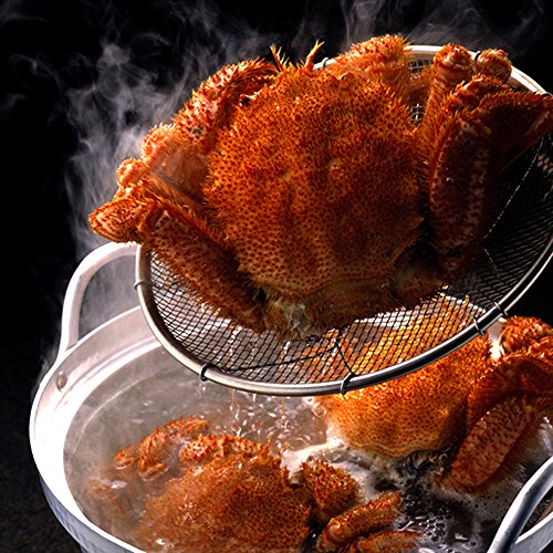 海夢 毛ガニ 北海道産 特大サイズ 極上 蟹味噌たっぷり ボイル済み カニ 天然 毛蟹 約700g×2尾