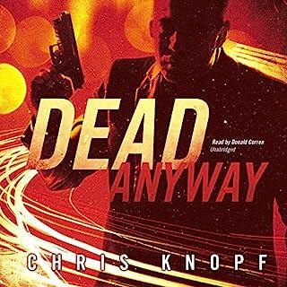Dead Anyway audiobook cover art