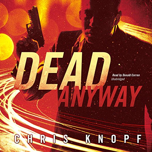 Dead Anyway audiobook cover art