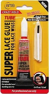 BMB Crazy Hold Tube Super LACE WIG GLUE (0.4 OZ)