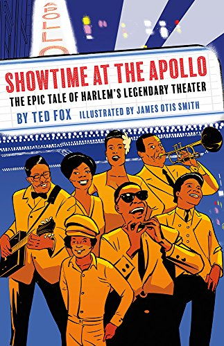 Image of Showtime at the Apollo: The Epic Tale of Harlem's Legendary Theater