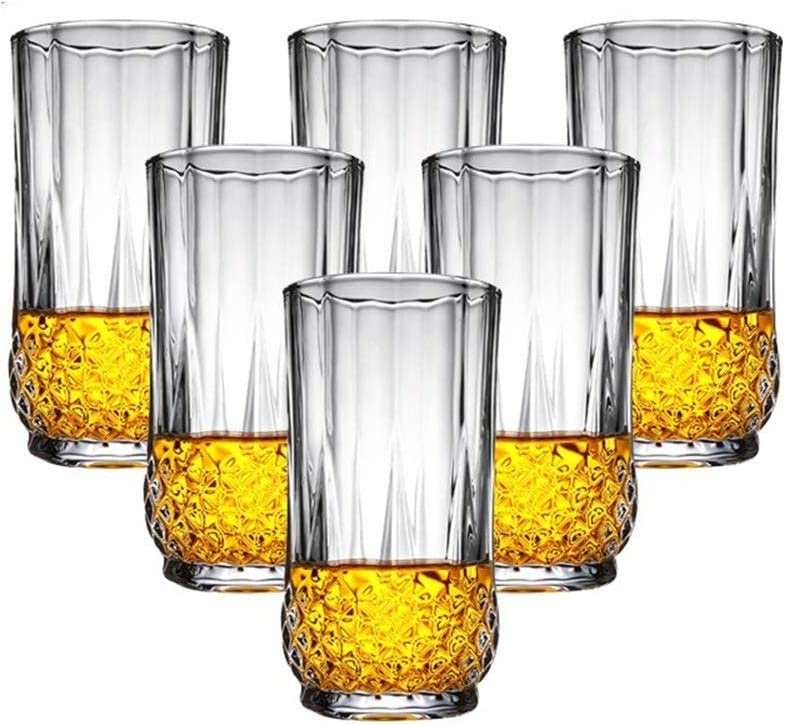 Beer Glasses 4 6 12pc Miami Mall Classic Glass Set Foreign Detroit Mall Wine Bar W