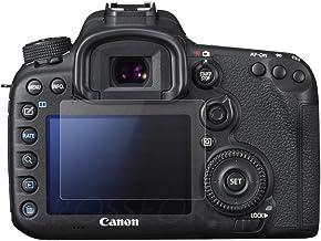 クロスフォレスト Canon EOS 7D MARK II / 6D Mark II / 6D / 90D / 80D / 70D / 8000D 用 ガラスフィルム 液晶保護フィルム CF-GCC7D2